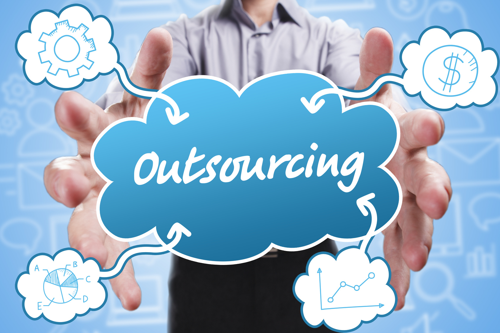 4 Reasons Why Outsourcing Is a Good Strategy for Start-Ups